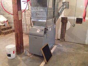 Dettson hot air oil furnace