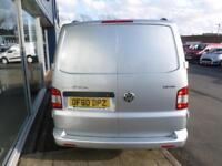 2011 Volkswagen TRANSPORTER T5 T28 102 TDI SWB WINDOW Van *SILVER* Manual Medium