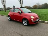 Fiat 500c TWINAIR C LOUNGE 3-Door PETROL MANUAL 2014/63