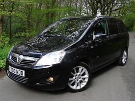 2008 08 Vauxhall Zafira 1.9 CDTI (150 bhp) ELITE 7 SEATS..HIGH SPEC!!.STUNNING!!