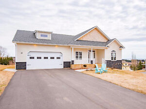 Waterview home in Stratford, PEI