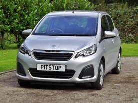 Peugeot 108 1.0 Active 5dr PETROL MANUAL 2014/64