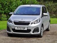 Peugeot 108 1.0 Active 5dr PETROL MANUAL 2014/64