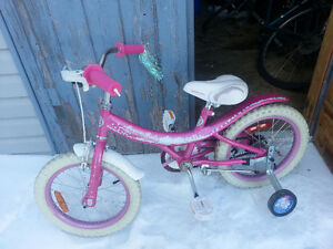 In great condition bike for 5-6 year old.