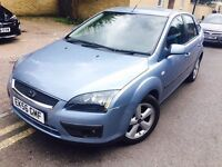 2006 FORD FOCUS 1.6 NEW SHAPE MARCH 2018 MOT