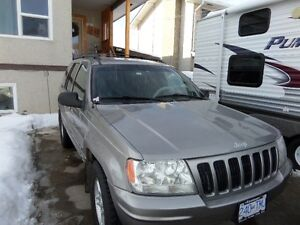 1999 Jeep Grand Cherokee LIMITED SUV, Crossover
