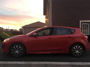 2010 Mazda3 2.5L Sport Hatchback