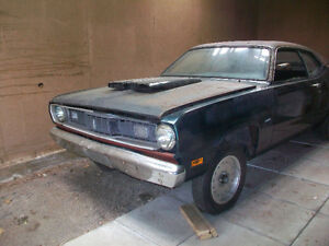 1970 Duster. Southern Car.