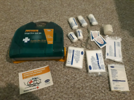 First Aid kit, not new, not complete