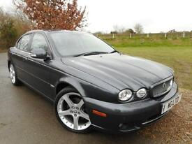 2009 Jaguar X Type 2.0d Sport Premium 2009 4dr Sat Nav! Heated Seats! 4 door...