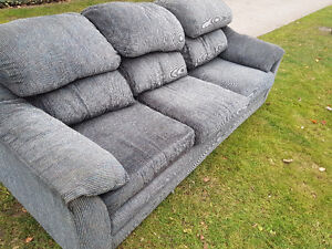 Free couch. Wellington and Queens.