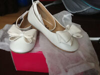 White dress shoes Toddler
