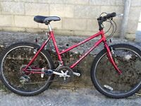 SERVICED RALEIGH BIKE - FREE DELIVERY TO OXFORD