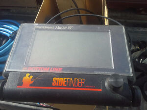 BOTTOMLINE FISH FINDER WITH ALL TRANSDUCERS