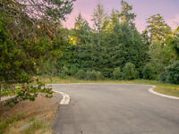 Flat and private .69 acre building lot in Dean Park Estates!