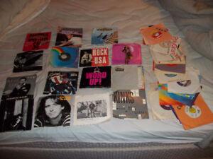 Vintage Rock & Pop 45's / Records For Sale $0.50 EACH