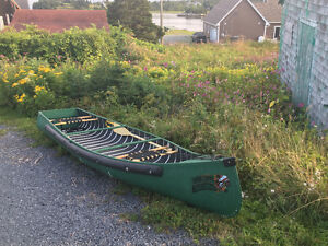 14 foot Sportspal Canoe (square stern)