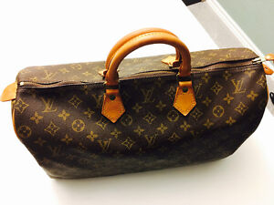 LV Louis Vuitton Speedy 40 Handbag (wonderful condition)