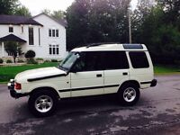 1999 Land Rover discovery bush buggy
