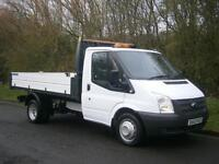 2013(63) Ford Transit T350 MWB DROPSIDE TIPPER, ONE STOP ALLOY BODY, FINANCE??