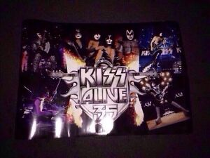 Kiss Alive 35 Poster