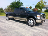 2008 Ford F-450 King Ranch Dually