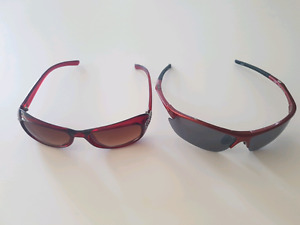 RED SUNGLASSES NEW