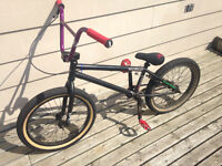 Bmx Haro 350.1 mint condition almost fully custom!