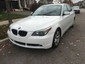 2006 BMW 525i luxury 4 door Sedan, Certified with Warranty
