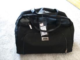 BMW M Performance Travel Bag, BNWT
