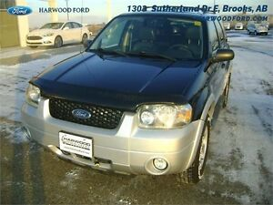 2007 Ford Escape XLT   -  REMOTE START -  MOONROOF - $133.38 B/W
