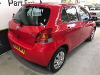 2009 09 TOYOTA YARIS 1.3 TR VVT-I MM 5D AUTO 99 BHP