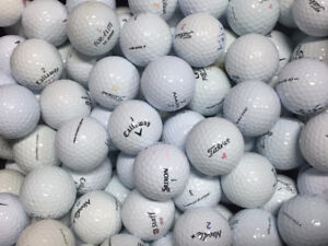 120 Like New Golf Balls