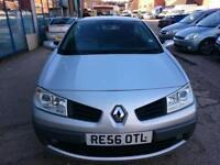 Renault Megane 1.5dCi ( 106bhp ) Coupe CONVERTIBLE 6sp Dynamique - 2006 56-REG