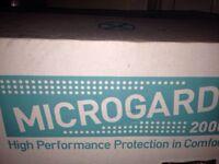 Microguard coverall
