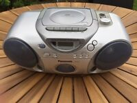 Panasonic CD player
