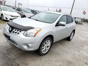 2013 Nissan Rogue SL |Sunroof/Moonroof | Alloy Wheels | Leather