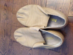 Jazz and ballet shoes