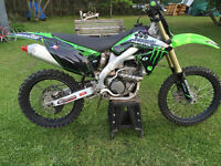 2009 kx250f for sale. great condition