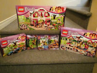 Lego Friends 41008, 41017, 41018, 41019, 41026, 41039.
