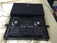 Traktor Kontrol S4 with Flight Case