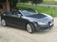 Audi TT 3.2 QUATTRO 2d Roadster 247 BHP, Low Mileage, Immaculate Throughout, 1 previous owner