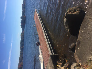 "6' x 40' Dock for Sale (2- 6"" x 20' sections)"