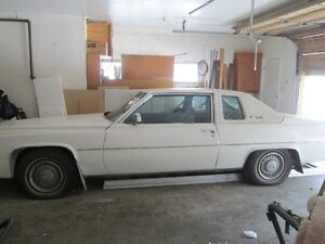GREAT LOOKING , Low mileage, classic 1979 Cadillac