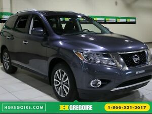 2014 Nissan Pathfinder SV AWD 7 PASSAGERS CAMERA RECUL
