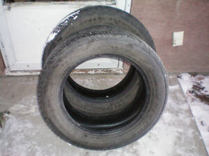 2 Kelly Navigator Touring Gold Tires * 215 60R17 96H * $50.00