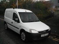2005 Vauxhall Combo 1.3 CDTi 16v 2000 Panel Van 3dr