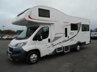 Roller Team Auto-Roller 746 ONE OWNER 6 BERTH. LOW MILEAGE