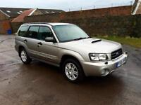 2005 Subaru Forester 2.5 XT 5dr