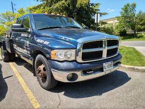 2005 Dodge Ram 3500 GAS Tow Truck Complete 4x4